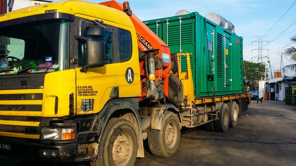 Lorry Crane Rental in Malaysia, Lorry Crane Rental Selangor